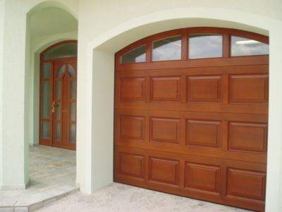 garážová vrata trido 1